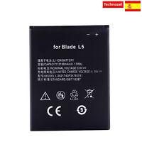 Bateria Para ZTE Blade L5 / L5 Plus Alta Calidad Capacidad 2150mAh