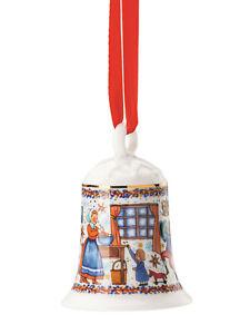 Hutschenreuther - Weihnachtsglocke 2020 - Porzellanglocke - Glocke - NEU - OVP