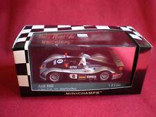 AUDI R8R LE MANS  24 heures 1999 N°8 MINICHAMPS- 1/43em