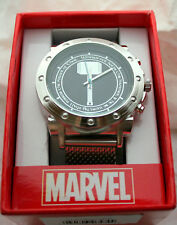 Marvel Comics Thor's Hammer Avengers Whoever Holds Watch Mens New NOS Box