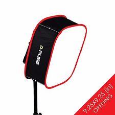 "Kamerar D-Fuse LED Light Panel Softbox Collapsible Foldable Diffuser 9.25""X9.25"""