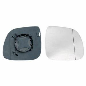 VW AMAROK & TRANSPORTER / CARAVELLE 2010+ RIGHT WING MIRROR HEATED GLASS T6 T5