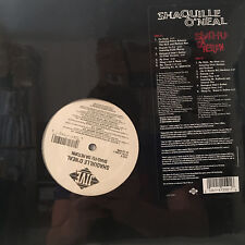 SHAQUILLE O'NEAL - SHAQ-FU: DA RETURN (VINYL LP) 1994!! RARE!!  RZA + METHOD MAN