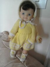 Vintage 1960's  Rosebud Doll