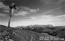 BG29790   hohen salve auf westendorf tirol  austria   CPSM 14x9cm