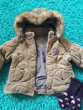 *MEXX*sehrschöne Jacke mitabnehmbarerKapuzeGr.86(18- 24 Monate)