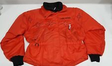 Polaris Women's Red Snowmobile Racing Winter Jacket Coat Size Medium NWOT