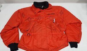 Polaris Women's Red Snowmobile Racing Winter Jacket Coat Size Medium NWOT