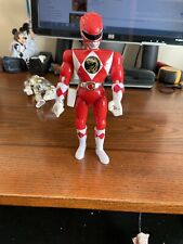 1993 bandai power rangers 8in Red Ranger
