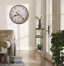"""Howard Miller 620-315 Original Howard Miller lV - 25"""" Gallery Wall Clock"""