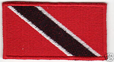 TRINIDAD and TOBAGO Flag Country Patch