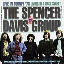 Spencer Davis - Live In Europe '73 Living In A Back Street (2002) - 24HR POST