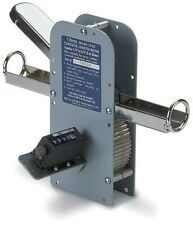 """All New Hykon Olympic 1450 Rope Cord Counter Measurer  1/16 to 1/2"""" OD"""