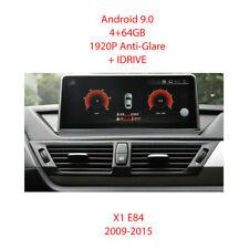 "BMW X1 E84 10.25"" 1920P Anti-Glare Android 9.0 8-Kern 4+64GB Autoradio Navi GPS"