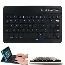 Aluminum Slim Mini Wireless Bluetooth Keyboard For Windows Android IOS Black BG