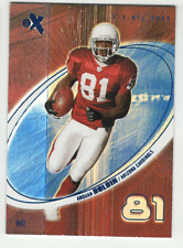 ANQUAN BOLDIN 2004 FLEER ESSENTIAL CREDENTIALS NOW /14  MISSING #