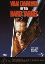 Hard Target (DVD, 2003)