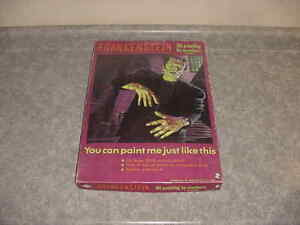 Frankenstein 1960s hasbro Rare