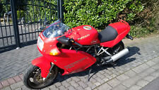 TOP Ducati 750 ss - 2 Hand - Inspektion - Youngtimer
