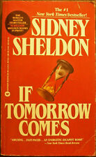 If Tomorrow Comes by Sidney Sheldon Paperback Book FREE USA SHIPPING!! sydney