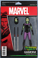 ALL NEW GUARDIANS OF THE GALAXY #1 GAMORA CHRISTOPHER ACTION FIGURE VARIANT