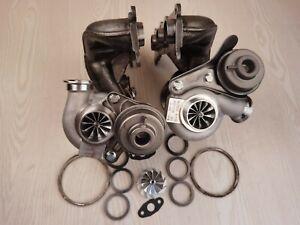 900HP Billet Upgrade TD04L4-19T BMW N54 335i 335xi 335is 3.0 twin Turbo charger