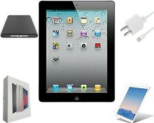 Apple iPad 3rd Gen. 64GB, Wi-Fi+4G AT&T, 9.7in Black Bundle Free 2 Day Shipping