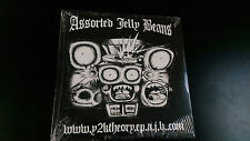 ASSORTED JELLY BEANS - WWW.Y2KTheory.EP..A.J.B  vinyl EP SKA Punk Oi