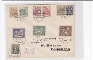 Poland 1919 cover
