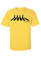 THE BEATLES ABBEY ROAD      INSPIRED SHIRT !! MANY COLOURS  Lennon McCartney