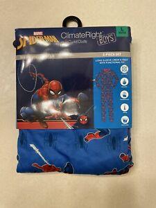 Spider-Man Boys Thermal Set Size Large
