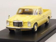 Mercedes 220D W115 Pick-up Argentina 1974 Light Yellow 1:43 Neo 47335