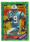 2013+Topps+Archives+Sparkle+Steve+Smith+Panthers
