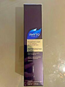 PHYTO  Phytokeratine Extreme Crème Cheveux Abîmés 100 ml     NEUF !!