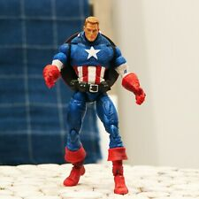 ToyBiz CAPTAIN AMERICA Unmasked Face-Off Series Marvel Legends