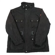 VGC WELLENSTEYN Quilted 'Motoro' Parka Jacket | Retro Coat Padded Vintage