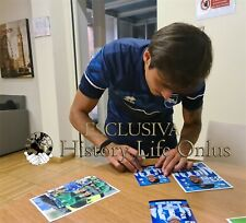 Pescara Calcio Andrea Di Grazia Soccer Signed Sport Foto Autografo Calcio