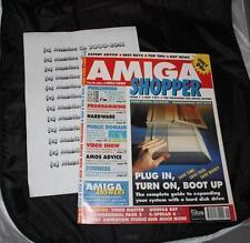 Amiga Acheteur Magazine QUESTION N ° 1 Août 1991/AUG 91 1st Edition Commodore