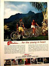 "1972 SCHWINN Super Sport Original Print Ad-8.5 x 11"""