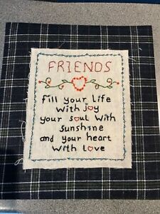 PHOTO ALBUM - FRIENDS FILL YOUR LIFE WITH JOY