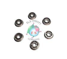 airsoft High Quality 9mm Bearing Metal 6pcs ( FSAIRSOFT )