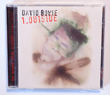 CD ALBUM / DAVID BOWIE - 1 OUTSIDE THE NATHAN ADLER DIARIES / ANNEE 1995