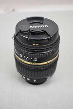 Tamron Lens Aspherical LD Di II 18- 250mm Macro Black & White Filter