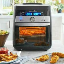 Pampered Chef Deluxe Air Fryer  #100194 - Free Shipping NEW IN BOX