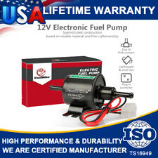 Gas Diesel Inline Low Pressure Electric Fuel Pump 12V 2.5-4 PSI HEP-02A BHEP-02A