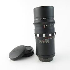 Für Praktina Meyer Optik Primotar 1:3.5/135 red V Objektiv lens 15 blades + caps