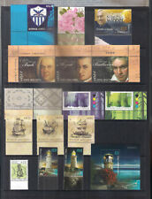 CYPRUS 2011 COMPLETE YEAR ALL SETS: 11 SETS, 19 STAMPS +2MS +BOOKLET PERFECT MNH