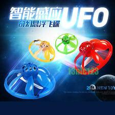 Infrared Sensor Flying Saucer UFO Hand Induced Hovering Floating Flight toys