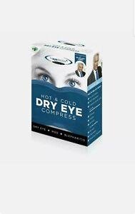 The Eye Mask microwaveable Hot Eye Compress Blepharitis MGD Eye Doctor Essential