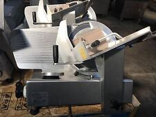 Bizerba Se12 ~ Manual Meat Deli Cheese Slicer